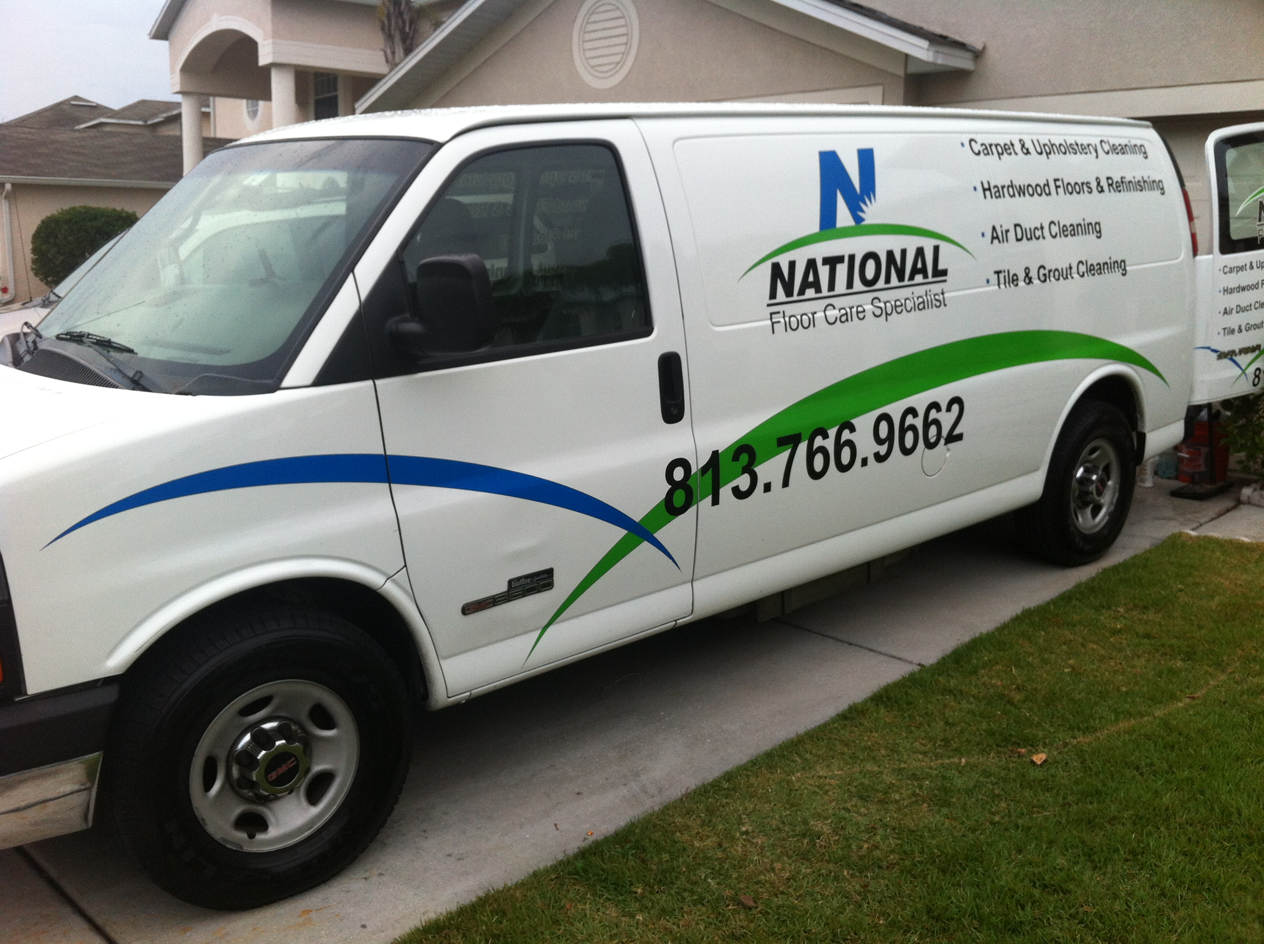 Used Butler Carpet Cleaning Van For Sale